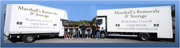 Removals and Storage Cornwall