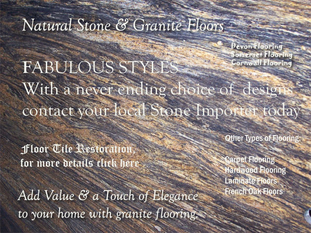 Granite Flooring Devon