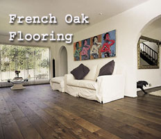 Oak Flooring Devon