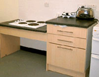 Disabled Kitchens Devon