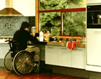 Kitchens Disabled Devon