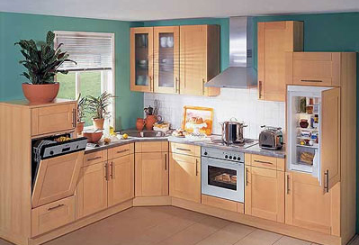 Bespoke Devon Kitchen