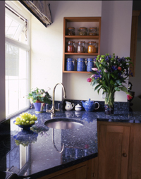 kitchen worktops Devon