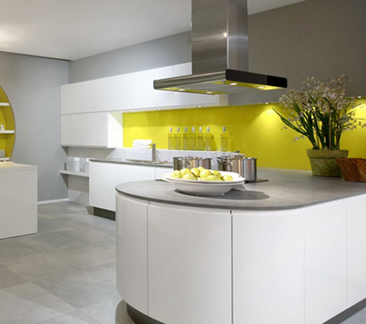 Modern Kitchen Design Devon