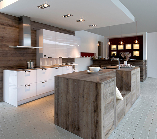 Kitchen showroom exeter for Kitchen design exeter