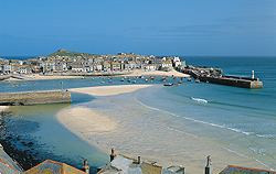 Cornwall  Local Services St Ives
