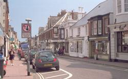 Budleigh Salterton Devon Town Guide
