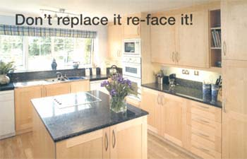 Kitchen refurbishment somerset Revamp old kitchen cabinets