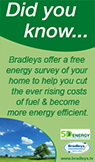Free home energy survey